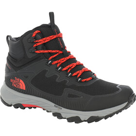 The North Face Ultra Fastpack IV Mid FutureLight Shoes Men, tnf black/fiery red